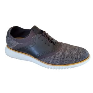 COLE HAAN 2.0 Grand Saddle Knit Oxford Sneakers…
